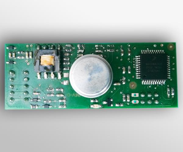 Presence detector and rangefinder