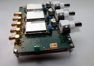 Wireless Multi-Bridge System