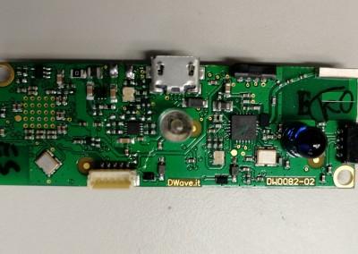 Bluetooth BLE 4.2, Sub-Gigahertz, IR, IoT module
